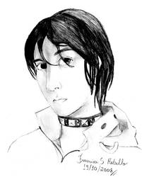 Neko head draw