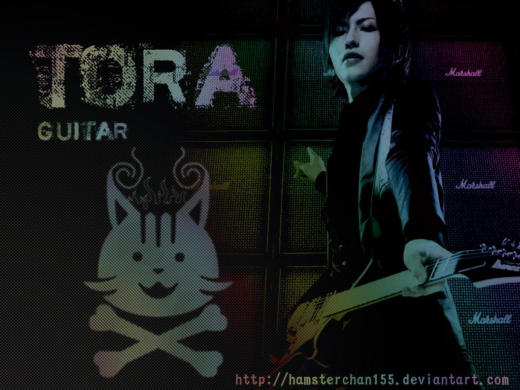 Tora colors wallpaper