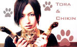 Tora and Chikin 1280x800