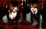 Vampire Shou wallpaper
