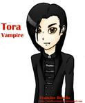 Chibi vampire Tora 1