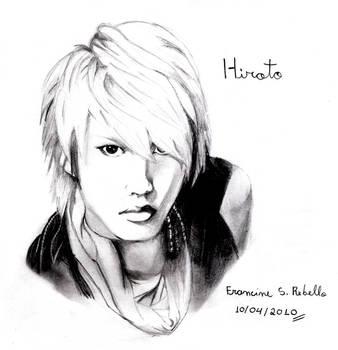 Hiroto Draw by hamsterchan155
