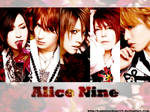 Alice Nine White Period