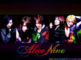 Alice Nine colors v2