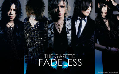 The Gazette Fadeless 1280x800