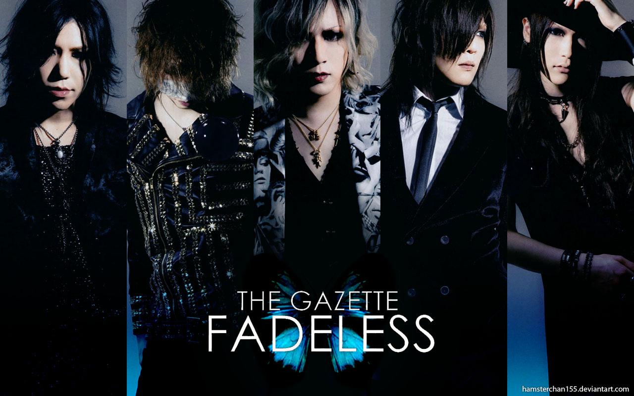 The Gazette Fadeless 1280x800