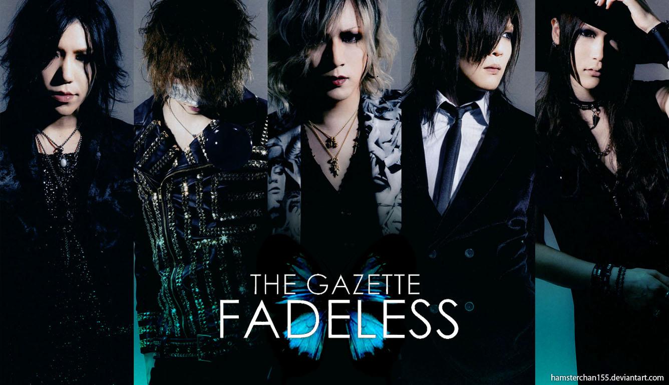 The Gazette Fadeless 1336x768