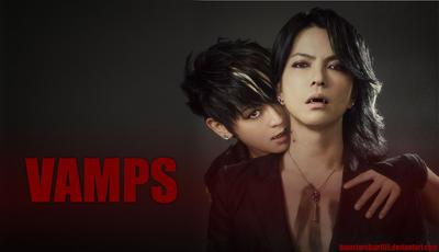 VAMPS 1336x768 by hamsterchan155