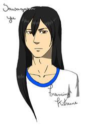 Yu Sawagasa 3 by hamsterchan155