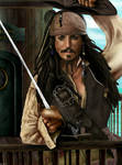 That's CAPTAIN Sparrow To You