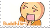 RPA - Buddhism Stamp by Chibi-Mikan