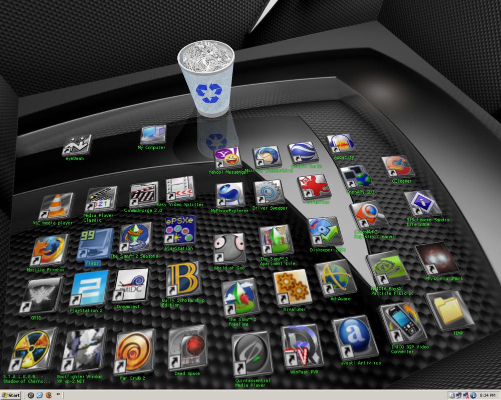 Desktop by ViperXTR