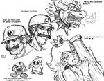Mario Brothers and Company