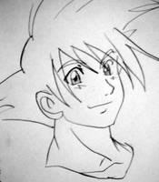 Son Goku by ViperXTR