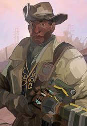 Preston Garvey by reqgie
