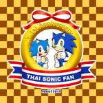 THAI Sonic Fan's 1st Anniversary