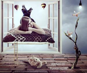 Daydream by JennyLe88
