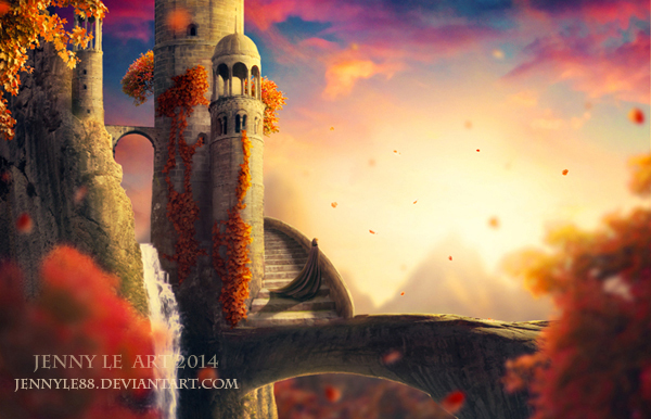 Autumnal by JennyLe88