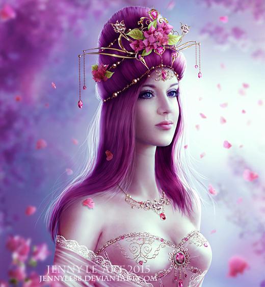 Elegance by JennyLe88