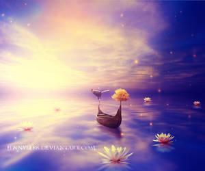 Lake of Dream by JennyLe88