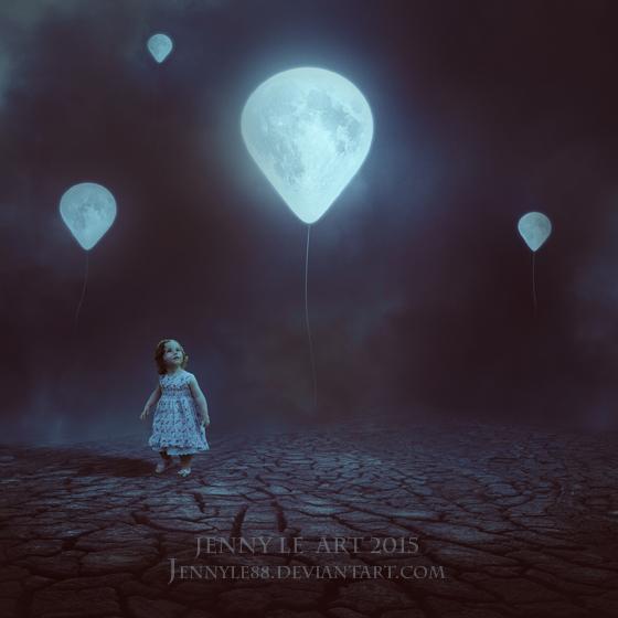 moon balloon by jennyle88 on deviantart