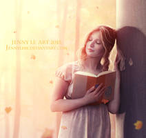 Sweet Autumn by JennyLe88