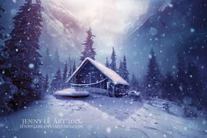 Winter Light by JennyLe88