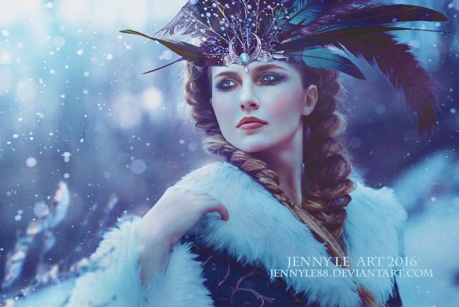 Winter Feel by JennyLe88