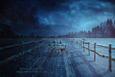 Countryside by JennyLe88