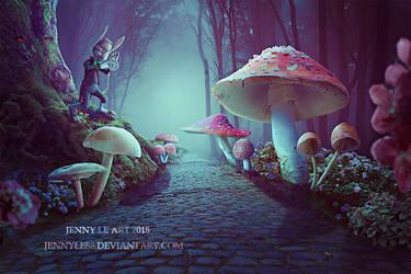 Wonderland by JennyLe88