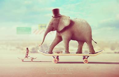 Friendship by JennyLe88