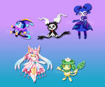 Pokefusions and Variation Adopts 3: (4/5 OPEN!)
