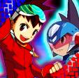 Megaman And Geo Avatar Or Icon by klademasta8