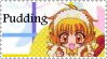 Pudding Stamp by DarkSxKitten