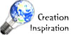 Creation Inspiration logo by ThornZfire