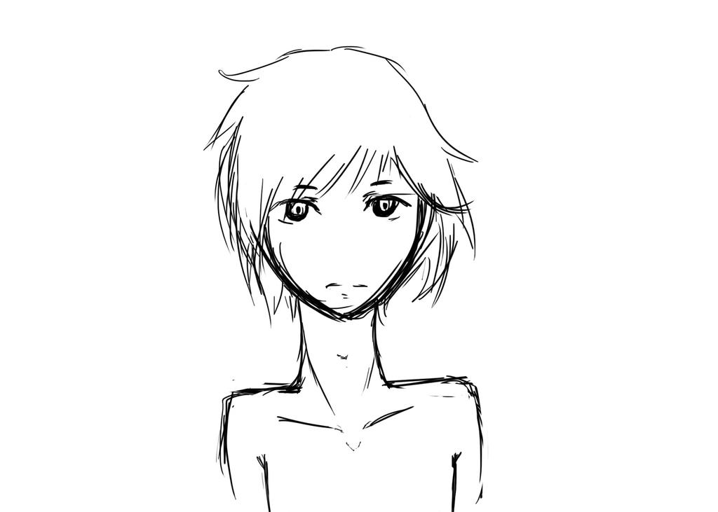 Sketch by AzureSparrow