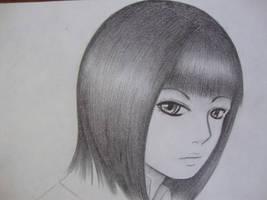 Hair Draw 2 by Itzel-19