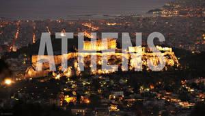 Athens wallpaper HD