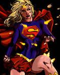 Ed Benes Supergirl