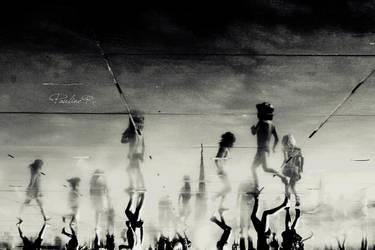 Ghost Children. by PaulineRouziou