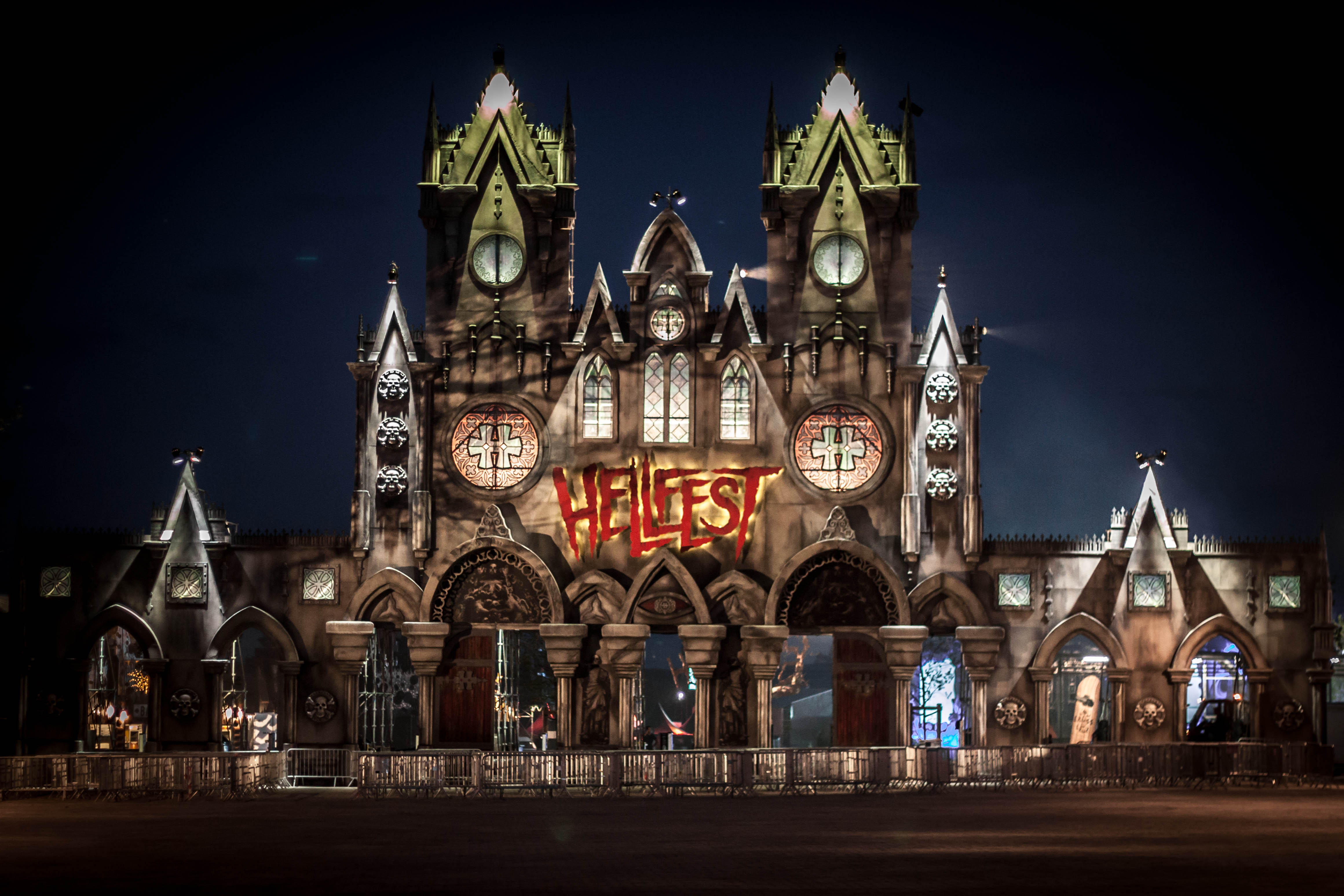 Cathedral Of Hellfest 2015 By Paulinerouziou On Deviantart