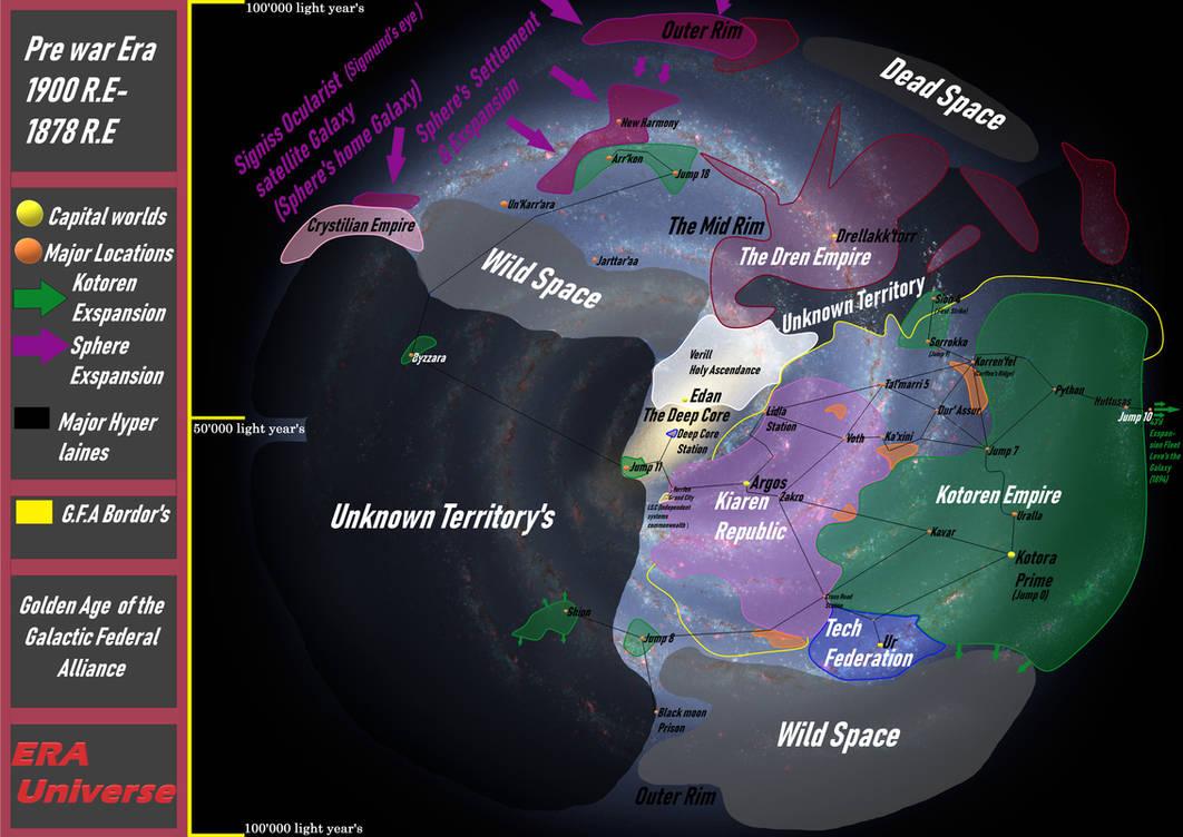 ERA Galaxy Map by kaiser-34 on DeviantArt on bmw location map, boston location map, white location map, aetna location map, cigna location map, noble location map,