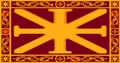 Flage of Serarrno- Kiaren capital