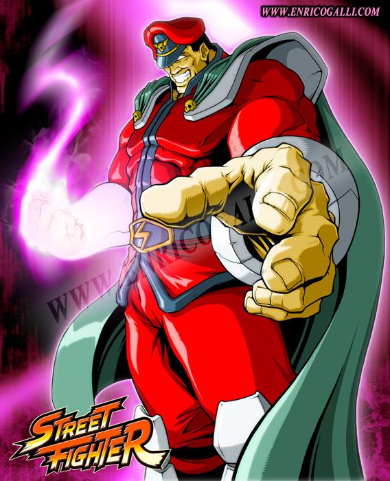 Street Fighter Bison Vega By Enricogalli On Deviantart