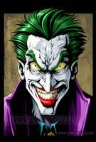Batman: Joker by EnricoGalli