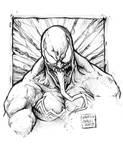 Venom sketch....