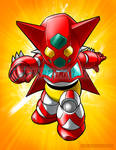 Getter Robot One - SD