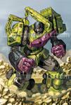 Transformers: DEVASTATOR by EnricoGalli