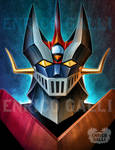 Great Mazinger by EnricoGalli