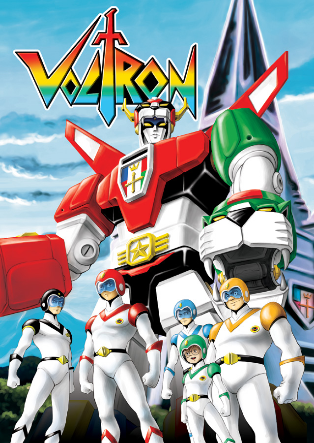Voltes V Cartoon Characters : Voltron by enricogalli on deviantart